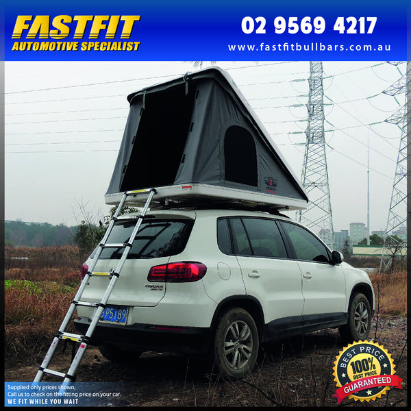 FastFit Magshell Tower Pop Up Roof Top Tent (Manual)