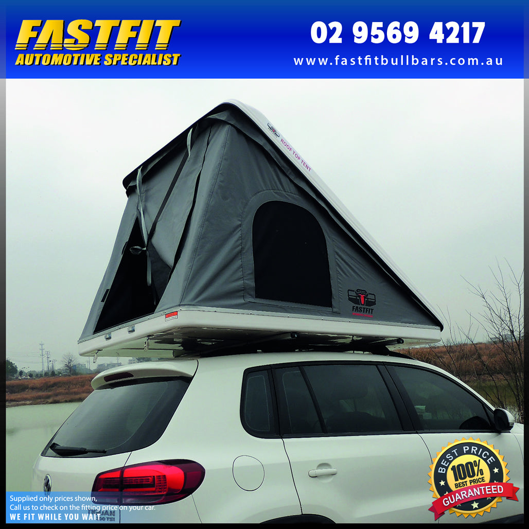 Fastfit Magshell Tower Pop Up Roof Top Tent Manual