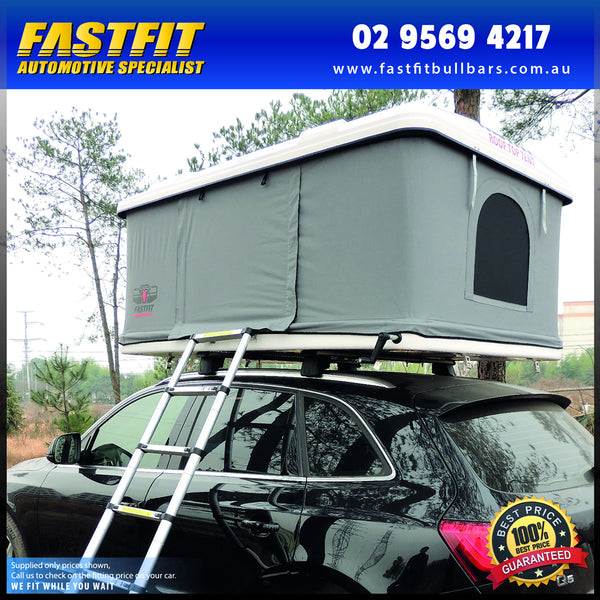 FastFit Magshell Tower Pop Up Roof Top Tent (Handle Operated)