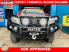 FAST-FIT POWERFULL DELUXE BULL BAR TO SUIT ON NISSAN NP 300 2019