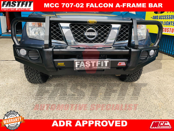MCC 707-02 A-Frame Falcon Bar to suit NISSAN Pathfinder R51
