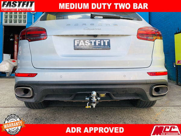 TrailBoss Heavy Duty Tow Bar To Suit PORSCHE