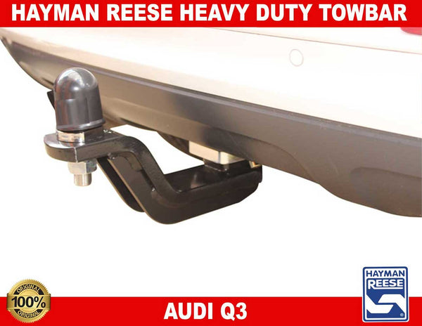 Hayman Reese Heavy Duty Towbar to suit AUDI Q3 03/2012-ON