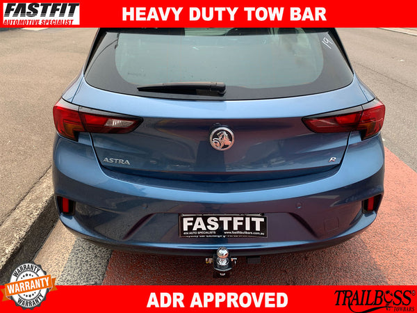 TRAILBOSS TOWBAR TO SUIT ON HOLDEN ASTRA BK CL4