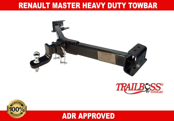 Trailboss Heavy Duty Tow Bar to suit Renault Master 2011-ON