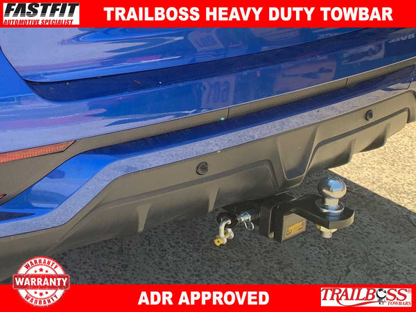 TrailBoss Heavy Duty Towbar to suit Mitsubishi ASX 2010-ON