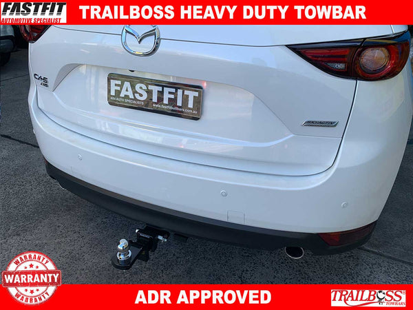 TrailBoss Heavy Duty Towbar to suit Mazda CX-5 KF 5D SUV 02/2017-ON