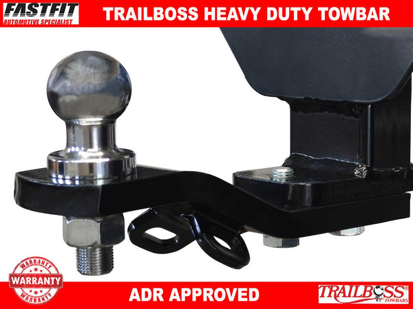 TrailBoss Heavy Duty Towbar to suit Mitsubishi Eclipse Cross YA CL4 2017-ON