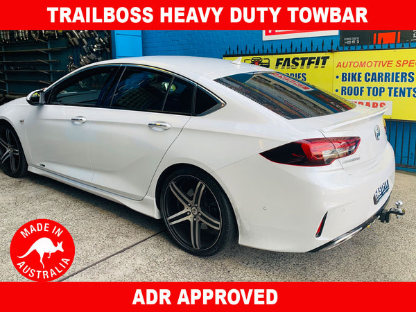 Trailboss Heavy Duty Towbar to suit Holden Commodore SEDAN ZB 5D MY 10/2017-ON