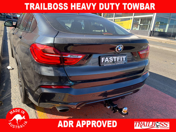 TRAILBOSS Heavy Duty Towbar to suit BMW X4 F26 2014-ON