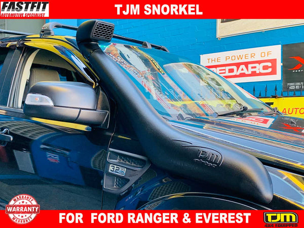 TJM SNORKEL to suit Ford Ranger & Everest 2015-ON