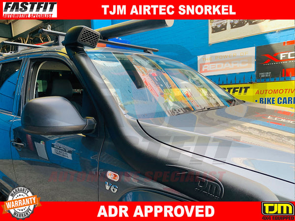 TJM AIRTEC SNORKEL TO SUIT ON VOLKSWAGEN AMAROK 2017-ON