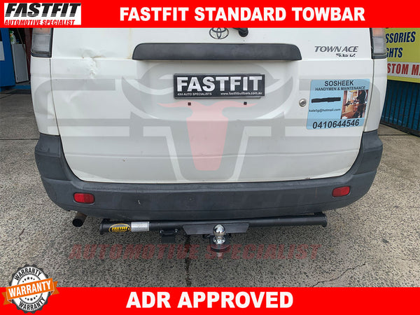 FASTFIT STANDARD TOWBAR TO SUIT ON TOYOTA TOWNACE 1997-ON