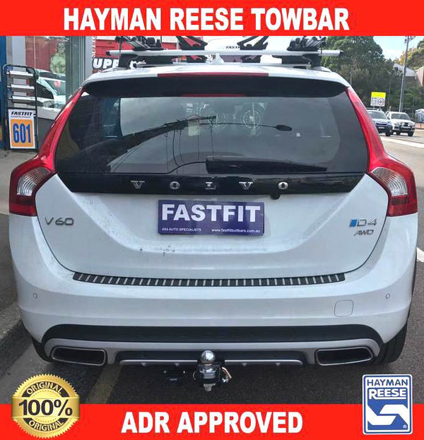 Hayman Reese Towbar to suit VOLVO V60 12/2010-ON