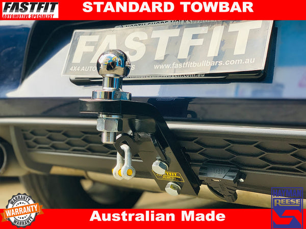 HAYMAN REESE TOWBAR TO SUIT ON VOLKSWAGEN GOLF HATCH