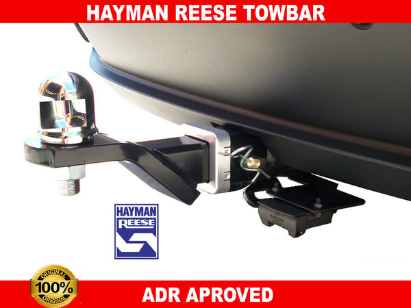 Hayman Reese Heavy Duty Tow bar to suit BMW X5 E70 2007-12/2010