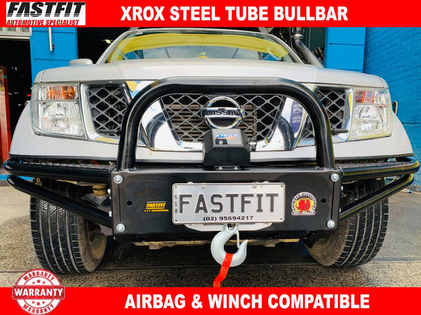 XROX Steel Tube Bullbar to suit NISSAN NAVARA D40
