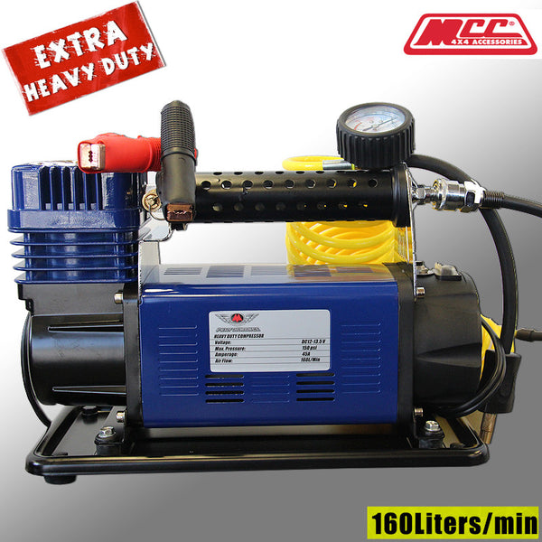 MCC 4x4 Portable Air Compressor 160 For 4x4 Application MCCAIR160