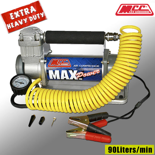 MCC Heavy Duty Metal Air Compressor 90 For 4x4 Application MCCAIR90