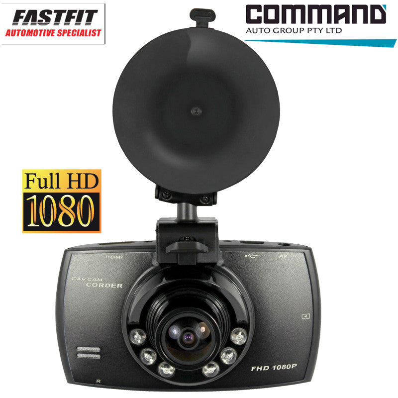 command 1920 x 1080 full hd drive recorder vehicle blackbox dvr camera fastfit bullbars and towbars command 1920 x 1080 full hd drive recorder vehicle blackbox dvr camera