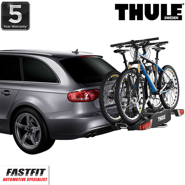 Thule EasyFold 933 XT2  Towbar Mounted 2 x Bike Carrier