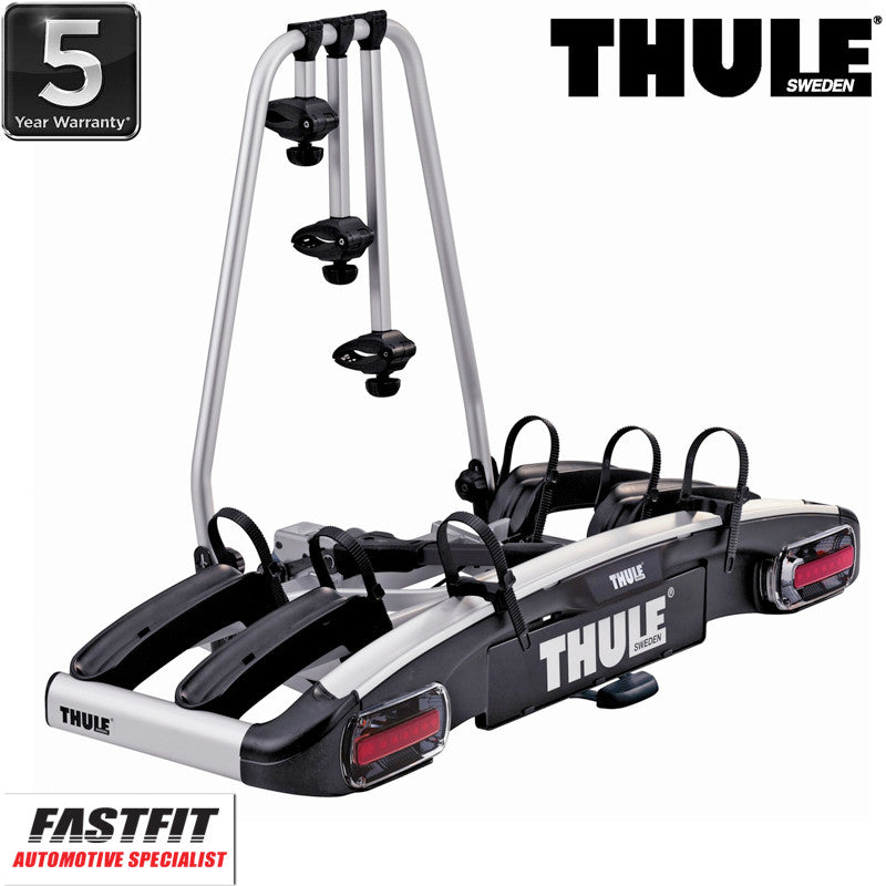 thule euroclassic g6 929 towbar mounted 3 4 x bike carrier fastfit bullbars and towbars. Black Bedroom Furniture Sets. Home Design Ideas