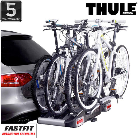 Thule EuroClassic G6 929 Towbar Mounted 3-4 x Bike Carrier