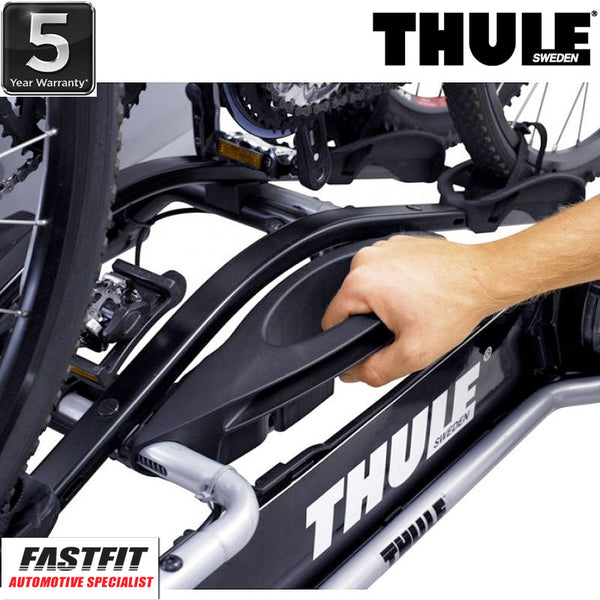 Thule EuroRide 941 Towbar Mounted 2 x Bike Carrier