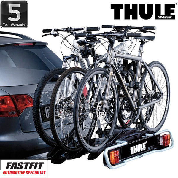 Thule EuroRide 943 Towbar Mounted 3 x Bike Carrier