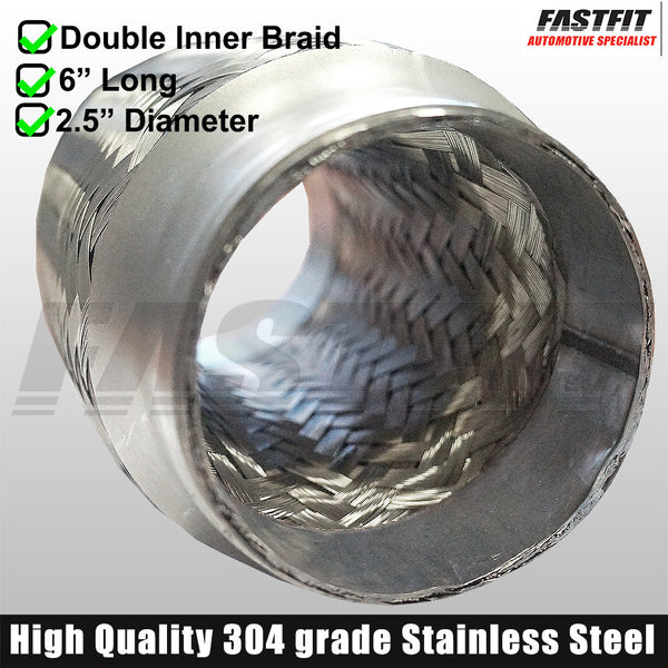 Fastfit Stainless Steel Flexi Bellow - 2