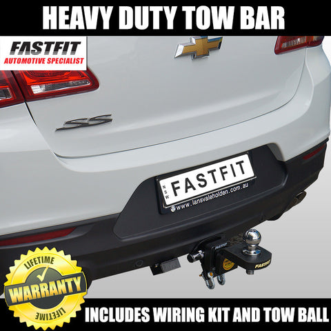 Fastfit Heavy Duty Hitch Towbar To Suit Holden Commodore VF - 05/2013 ON