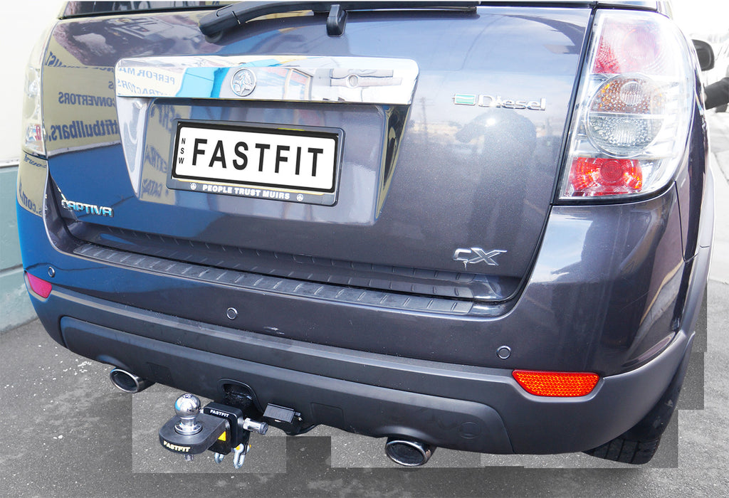Fastfit Heavy Duty Tow Bar To Suit Holden Captiva 5 Amp 7