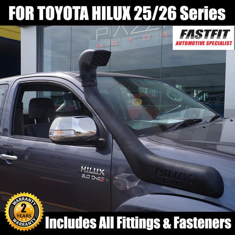 Snorkel Kit Type 1 To Suit Toyota Hilux 25 26 Series 04