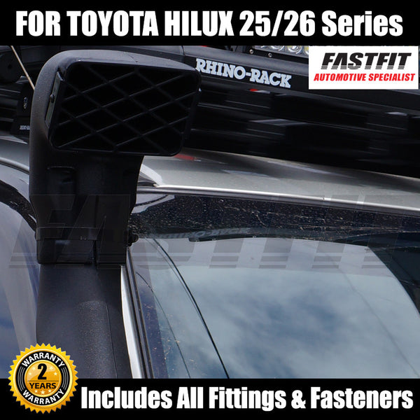 Snorkel Kit Type 1 To Suit Toyota Hilux 25/26 Series - 04/2005 ON