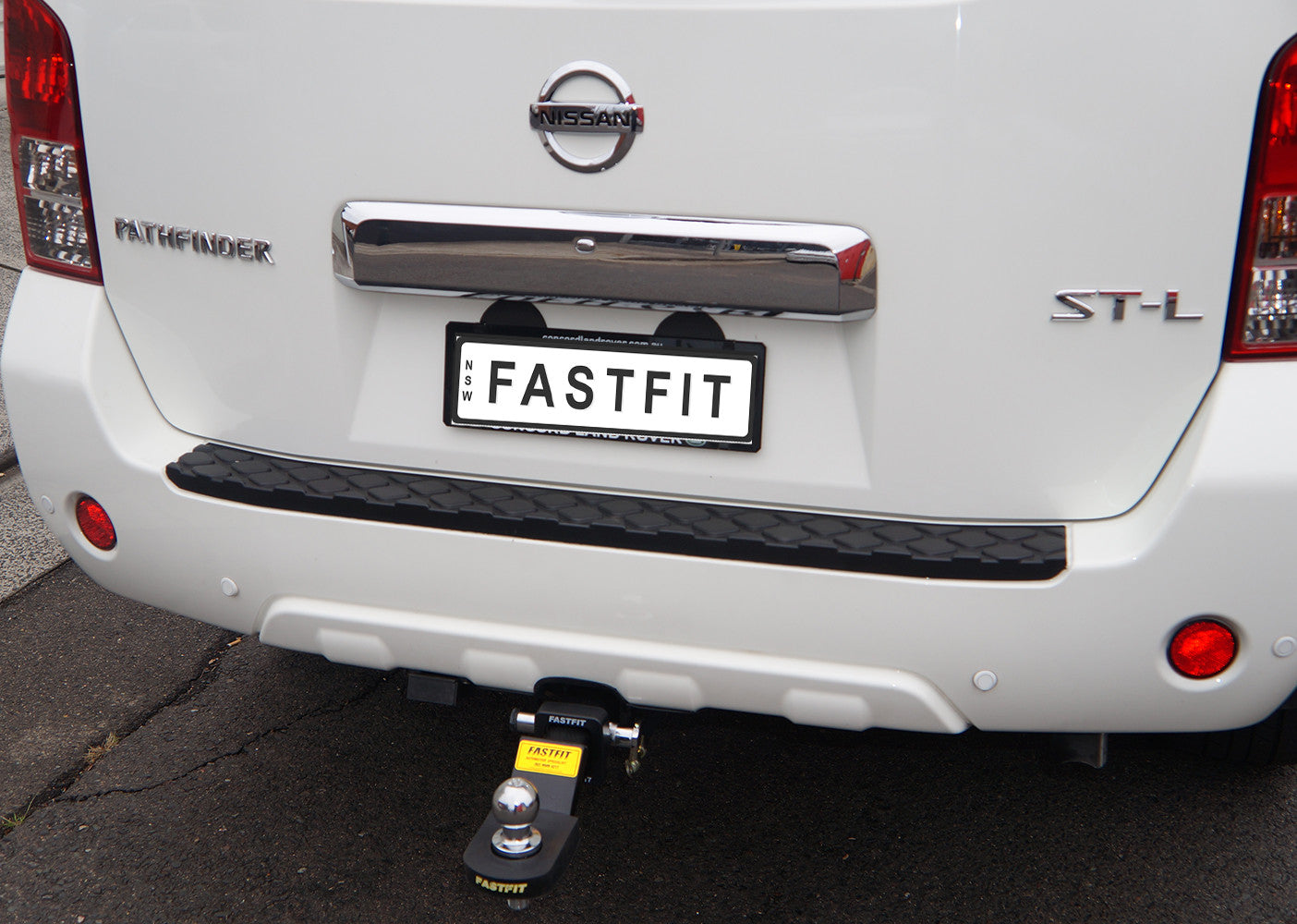 Fastfit Heavy Duty Tow Bar To Suit Nissan Pathfinder Wagon