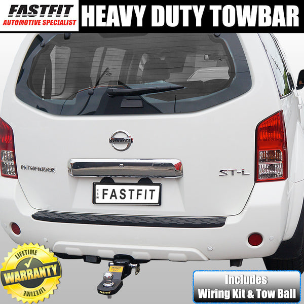 Fastfit Heavy Duty Tow Bar To Suit  Nissan Pathfinder Wagon 07/2005 - 09/2013
