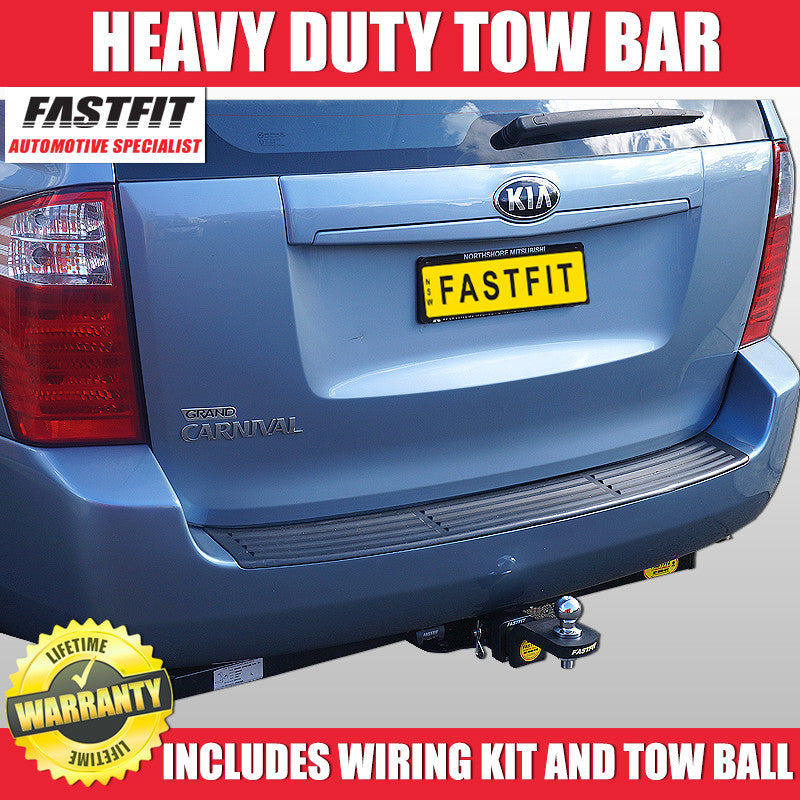 Tow Bars | Fastfit Bullbars and Towbars