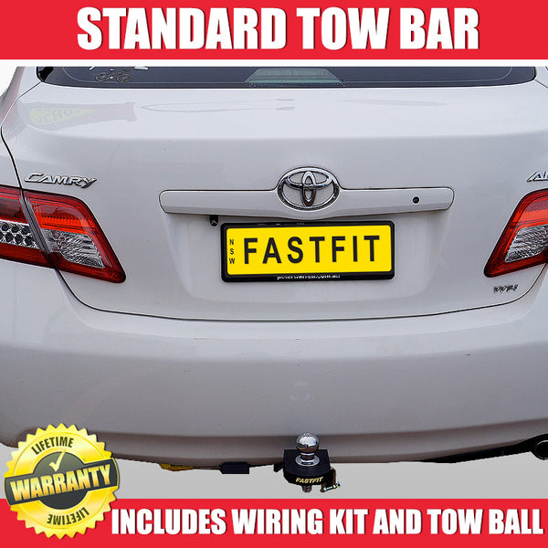 FastFit Standard Tow Bar To Suit Toyota Camry Altise Wagon - 06/2007 ON