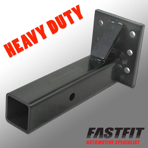 FastFit 250mm Heavy Duty Pintle Hook Mounting Plate
