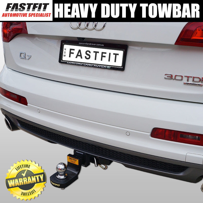 Fastfit Heavy Duty Hitch Tow Bar To Suit Audi Q7 2013 On