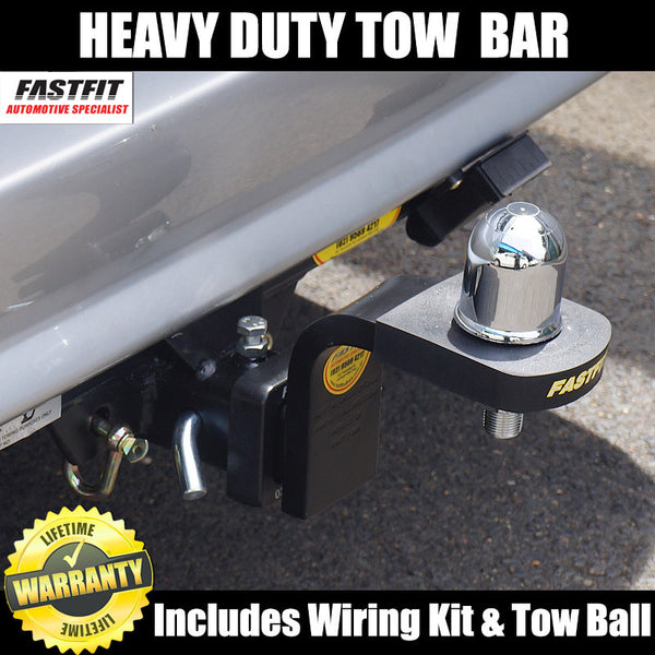 FastFit Heavy Duty Hitch Tow Bar To Suit Nissan Elgrand E50