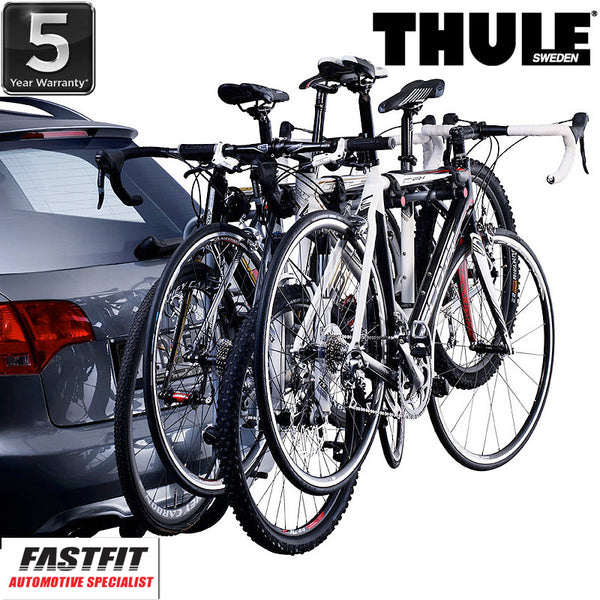 Thule HangOn 9708 Tiltable Towbar Mounted 4 x Bike Carrier
