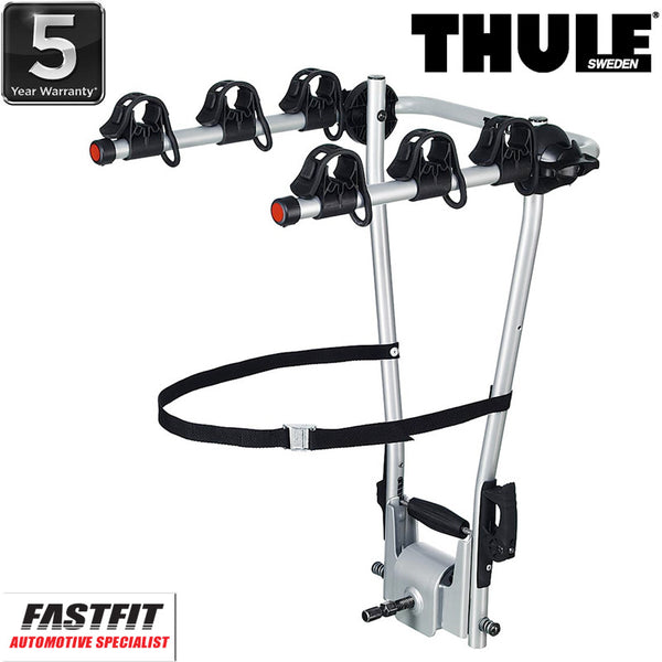 Thule HangOn 972 Tiltable Towbar Mounted 3 x Bike Carrier