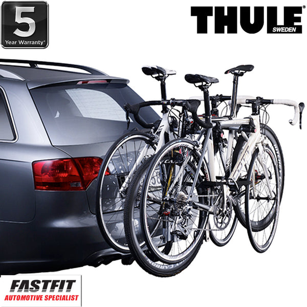 Thule HangOn 974 Towbar Mounted 3 x Bike Carrier