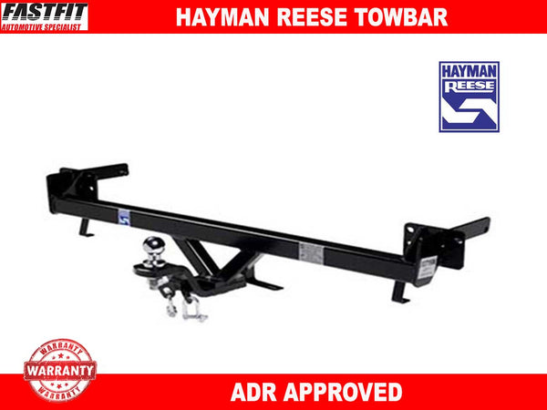 Hayman Reese Towbar to suit MTO Mercedes Wagon 01/1980-01/1986