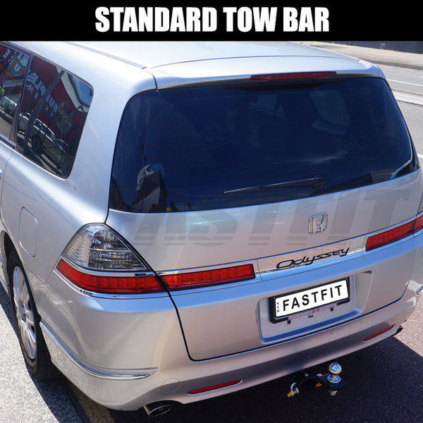 TrailBoss Standard Tow Bar To Suit Honda Odyssey - 06/2004 To 03/2014