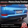 TrailBoss Heavy Duty Tow Bar To Suit Hyundai Tucson 05/2015 - ON