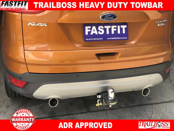 TrailBoss Heavy Duty Towbar to suit FORD KUGA 04/2013-02/2017
