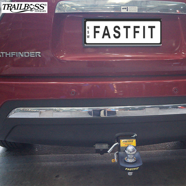 TrailBoss Heavy Duty Towbar To Suit Nissan Pathfinder R52 10/2013 ON