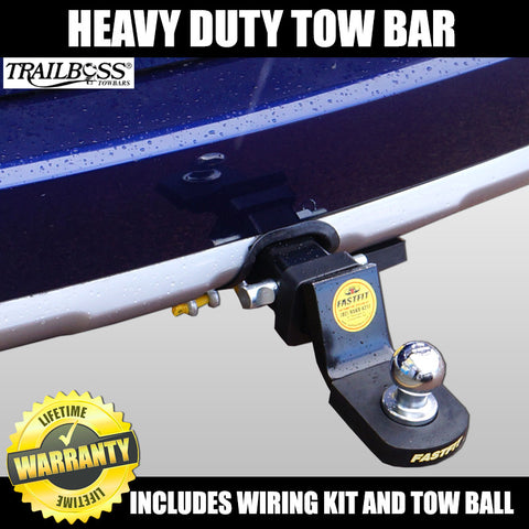 TrailBoss Heavy Duty Towbar To Suit Subaru Outback  - 09/2009 - 11/2014